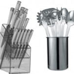 28pc Deluxe Tools and Knife Set