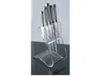 5pc Knife Block set