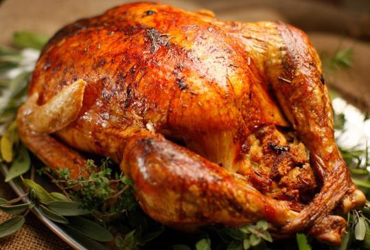 White Wine Butter Turkey