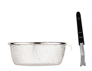 Steamer Basket and Handle