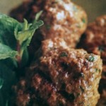 Cumin Coriander Beef Patties