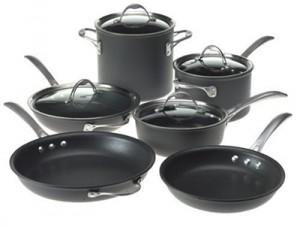 Teflon non-stick pan (Calphalon)