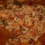 Oretha's Spicy Southern Jambalaya